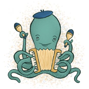 One Octopus Band